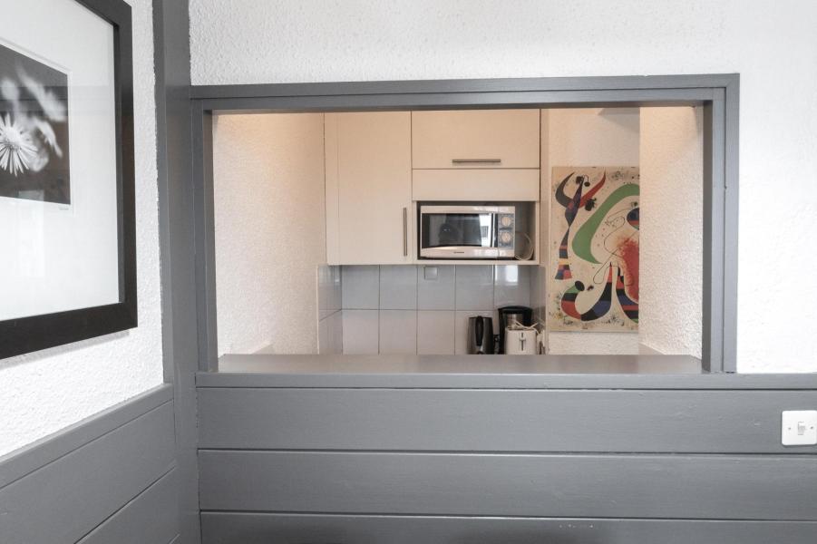 Location au ski Appartement 2 pièces 4 personnes (Aiguille) - Résidence les Jonquilles - Chamonix - Cuisine