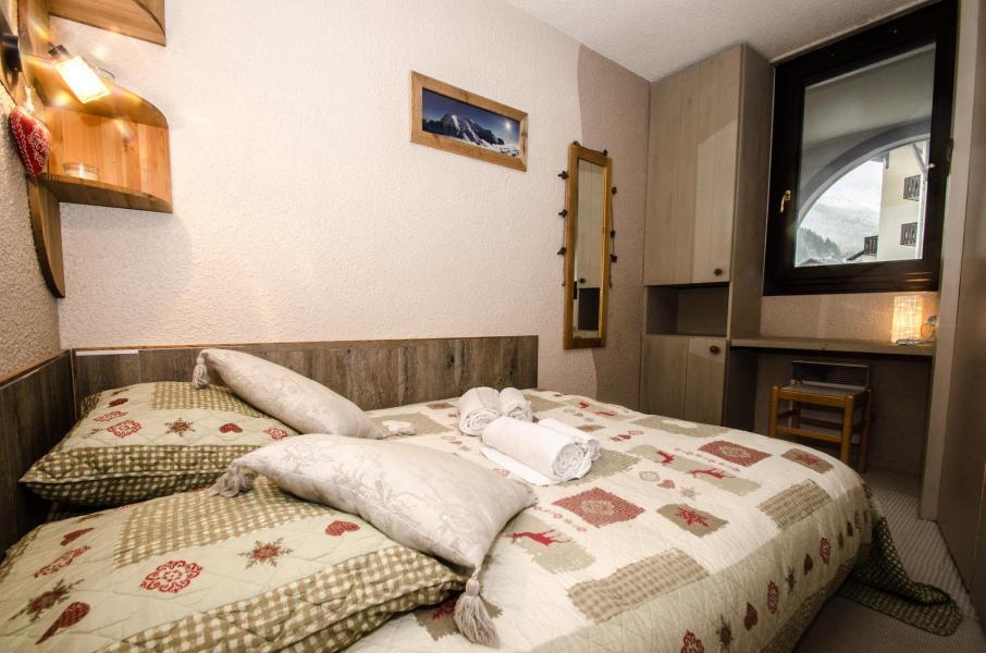 Location au ski Appartement 2 pièces 4 personnes (Canopée) - Résidence les Jonquilles - Chamonix - Chambre