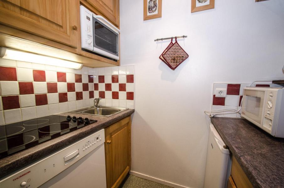 Location au ski Appartement 2 pièces 4 personnes (Charmoz) - Résidence les Jonquilles - Chamonix - Cuisine