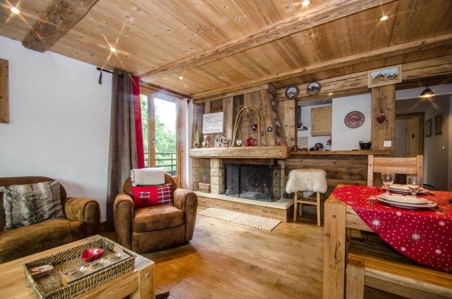 Rent in ski resort 3 room apartment 5 people - Résidence Lyret 1 - Chamonix - Apartment