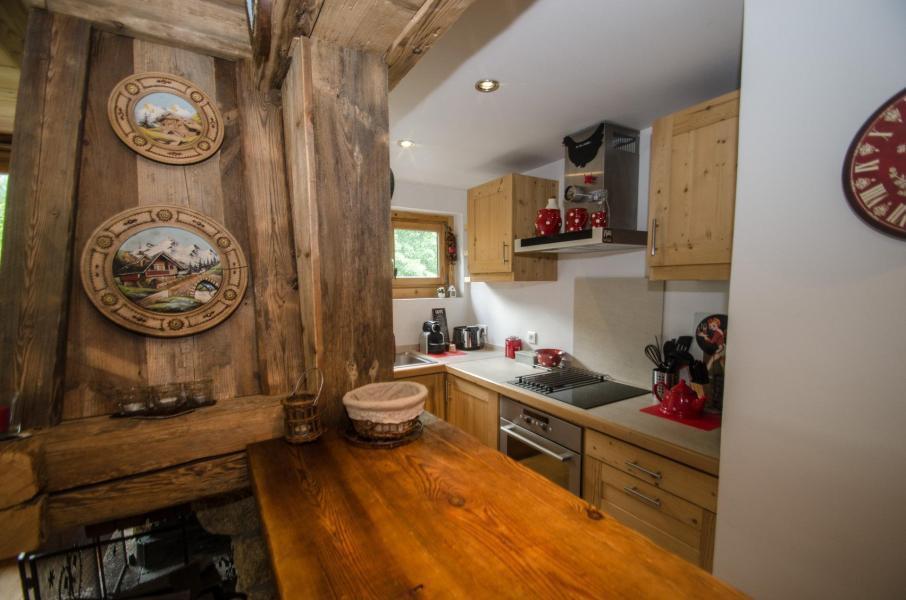 Location au ski Appartement 3 pièces 5 personnes - Residence Lyret 1 - Chamonix