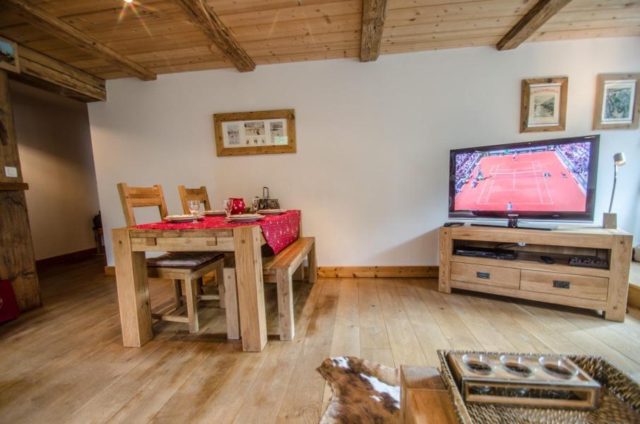Location au ski Appartement 3 pièces 5 personnes - Résidence Lyret 1 - Chamonix - Appartement