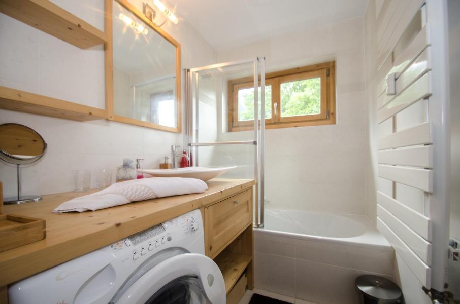 Location au ski Appartement 3 pièces 5 personnes - Residence Lyret 1 - Chamonix - Chambre