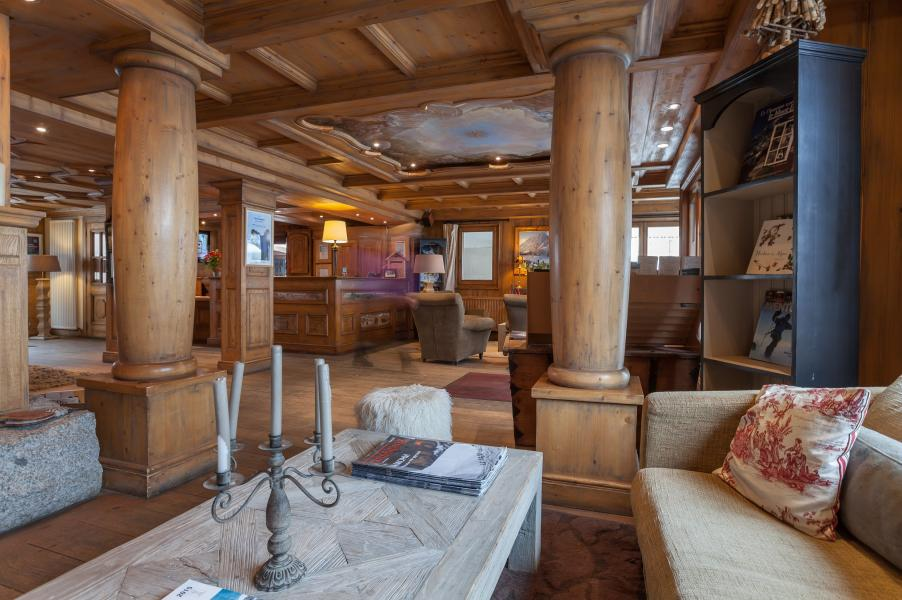 Location au ski Residence P&v Premium La Ginabelle - Chamonix - Réception