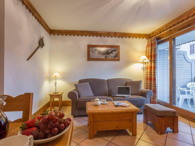 Alquiler al esquí Apartamento 2 piezas 2-4 personas - Résidence P&V Premium la Ginabelle - Chamonix
