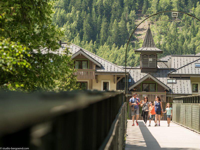 Rent in ski resort Résidence P&V Premium la Ginabelle - Chamonix