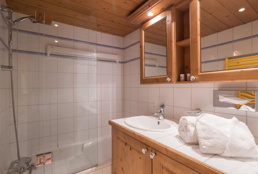 Location au ski Résidence P&V Premium la Ginabelle - Chamonix - Baignoire