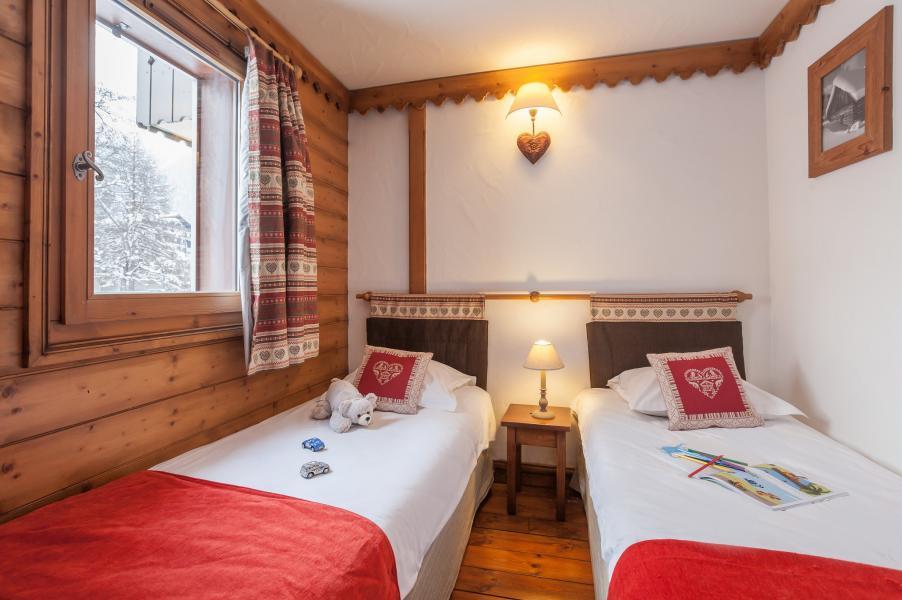 Location au ski Résidence P&V Premium la Ginabelle - Chamonix - Chambre