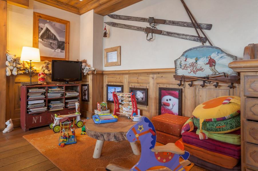 Location au ski Residence P&v Premium La Ginabelle - Chamonix - Jeux