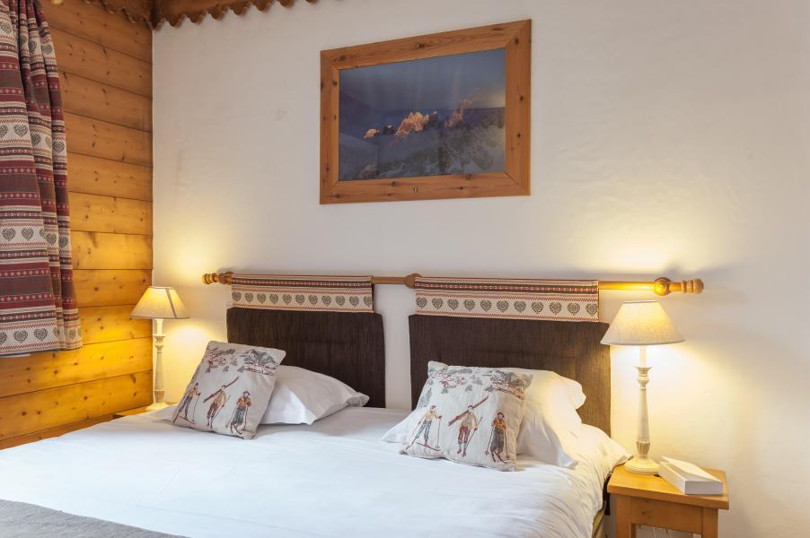 Location au ski Residence P&v Premium La Ginabelle - Chamonix - Lit double