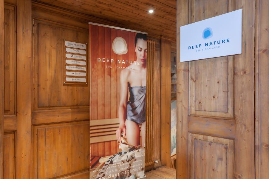 Location au ski Residence P&v Premium La Ginabelle - Chamonix - Relaxation