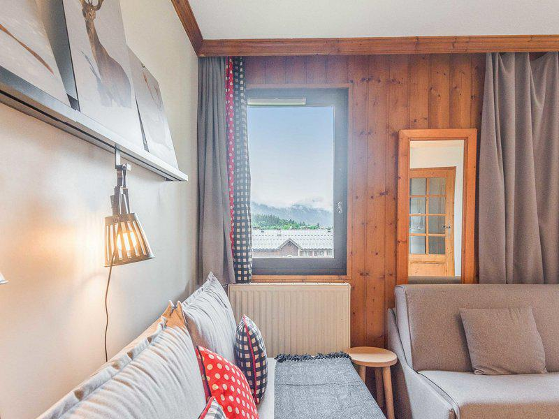 Аренда на лыжном курорте Апартаменты 2 комнат 5 чел. - Résidence Pierre et Vacances la Rivière-Aiglons - Chamonix