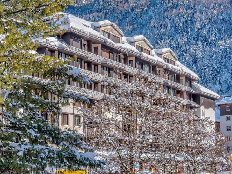 Rent in ski resort Résidence Pierre et Vacances la Rivière-Aiglons - Chamonix