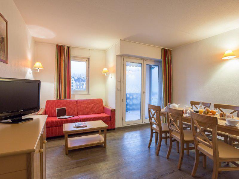 Rent in ski resort 2 room apartment 8 people - Résidence Pierre et Vacances la Rivière-Aiglons - Chamonix