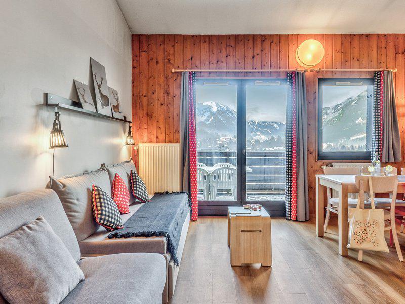 Аренда на лыжном курорте Апартаменты 3 комнат  5-7 чел. - Résidence Pierre et Vacances la Rivière-Aiglons - Chamonix
