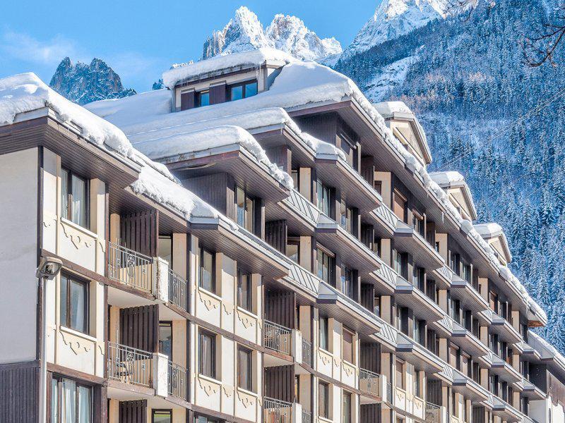 Аренда на лыжном курорте Résidence Pierre & Vacances le Chamois Blanc - Chamonix