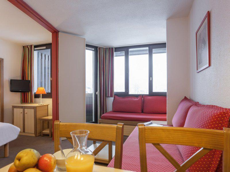Аренда на лыжном курорте Апартаменты  2 комнат 5 чел. - Résidence Pierre & Vacances le Chamois Blanc - Chamonix