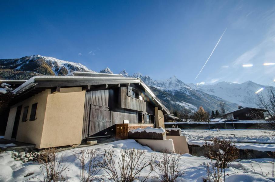 Vacaciones en montaña Résidence Pramouny - Chamonix - Invierno