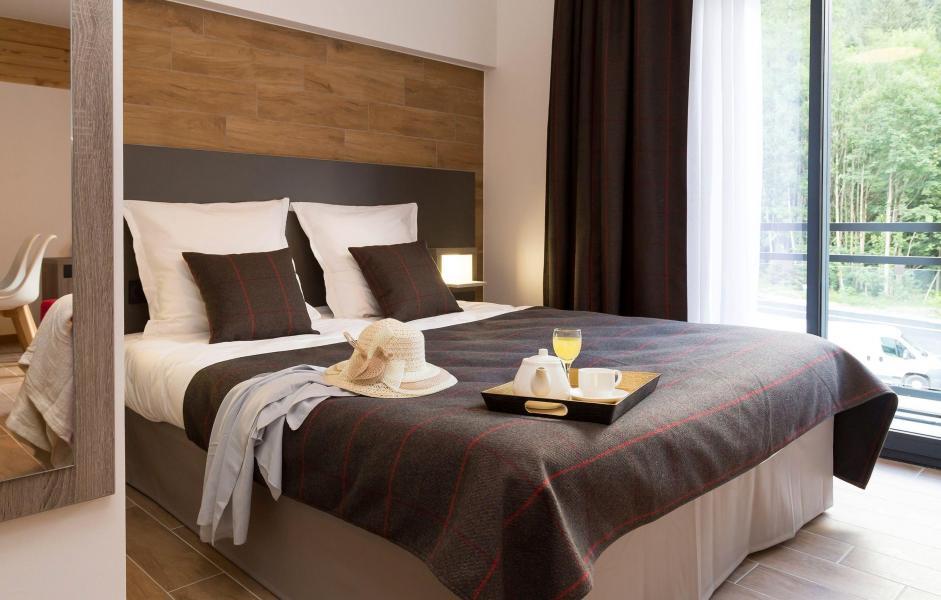 Location au ski Résidence Prestige Isatis - Chamonix - Chambre