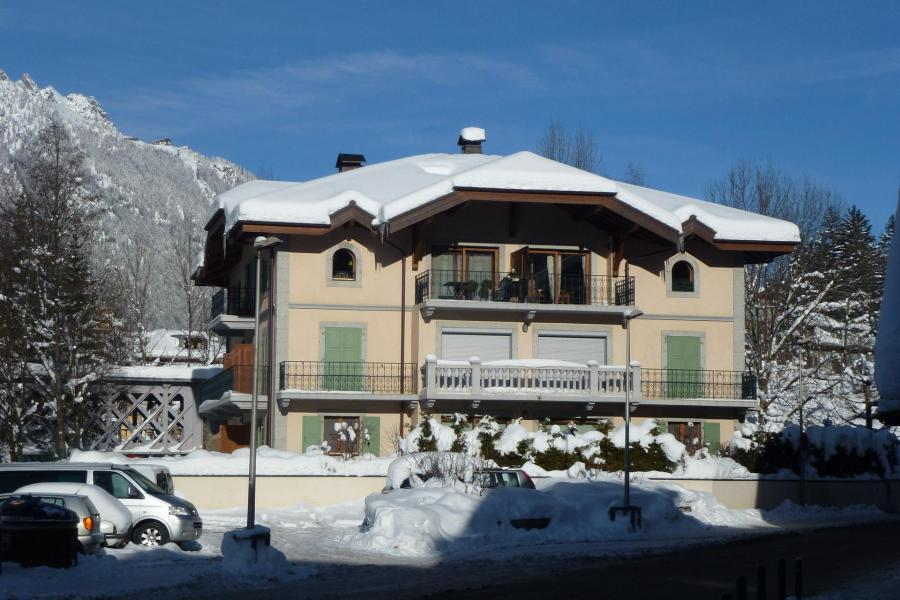 Location au ski Villa Princesse - Chamonix