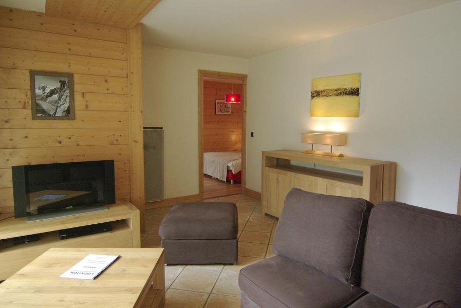 Location au ski Appartement 4 pièces coin montagne 8 personnes - Villa Princesse - Chamonix