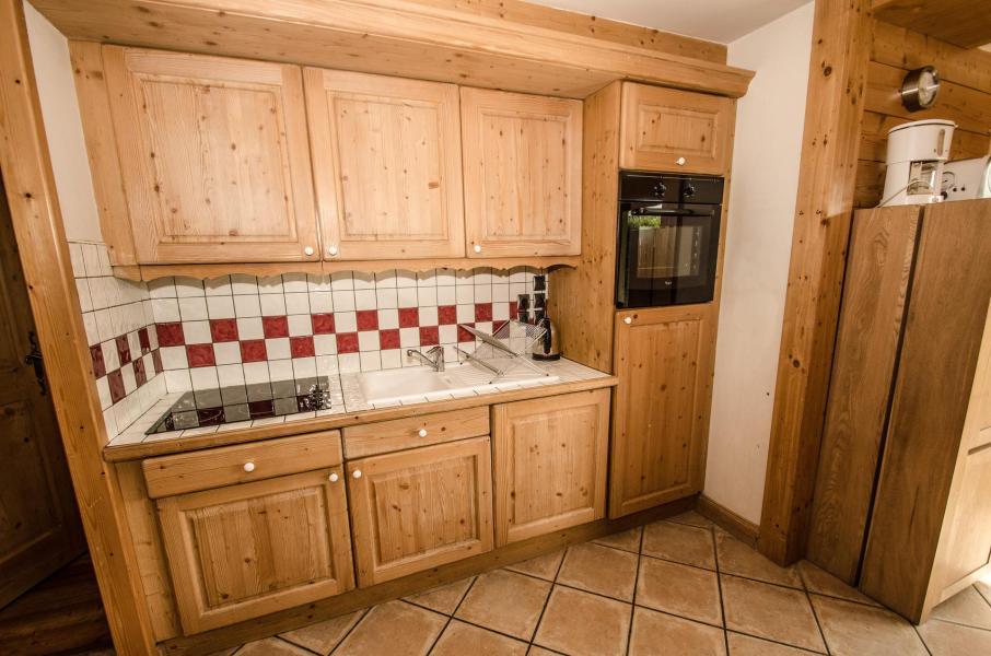 Location au ski Appartement 4 pièces coin montagne 8 personnes - Villa Princesse - Chamonix - Cuisine