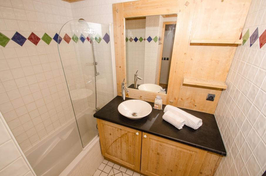 Location au ski Appartement 4 pièces coin montagne 8 personnes - Villa Princesse - Chamonix - Salle de bains