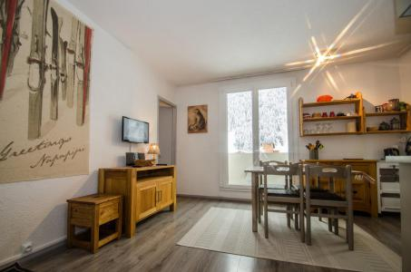 Rent in ski resort 2 room apartment 4 people (VISO) - Bâtiment E - Chamonix - Apartment