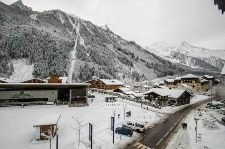 Rent in ski resort 2 room apartment 4 people (VISO) - Bâtiment E - Chamonix - Winter outside