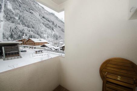 Rent in ski resort 2 room apartment 4 people (VISO) - Bâtiment E - Chamonix