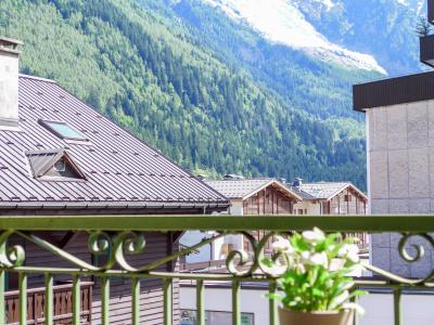 Rent in ski resort 2 room apartment 3 people (1) - Blanc Neige - Chamonix