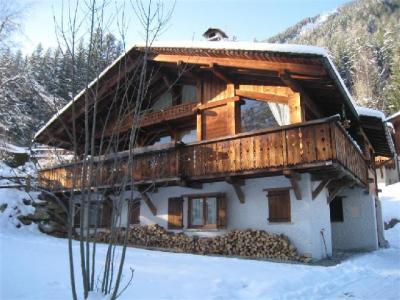 Location au ski Chalet 6 pièces 10 personnes - Chalet Algonquin - Chamonix