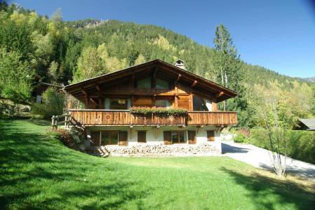 Location au ski Chalet Algonquin - Chamonix