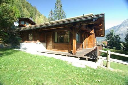 Location au ski Chalet 6 pièces 10 personnes - Chalet Algonquin - Chamonix - Chambre