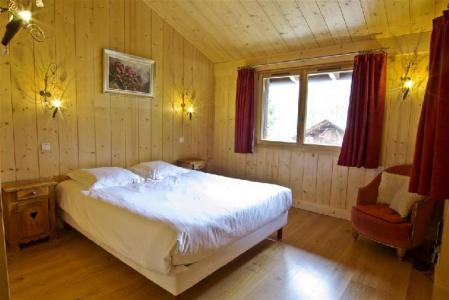 Location au ski Chalet 6 pièces 10 personnes - Chalet Algonquin - Chamonix - Séjour