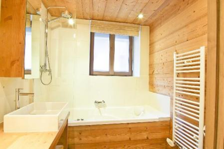 Location au ski Appartement 4 pièces 6 personnes - Chalet Ambre - Chamonix