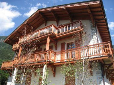 Location au ski Chalet Ambre - Chamonix