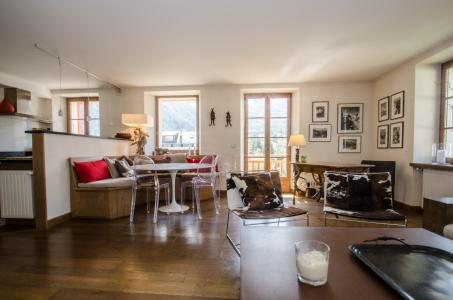 Rent in ski resort 4 room apartment 6 people - Chalet Ambre - Chamonix