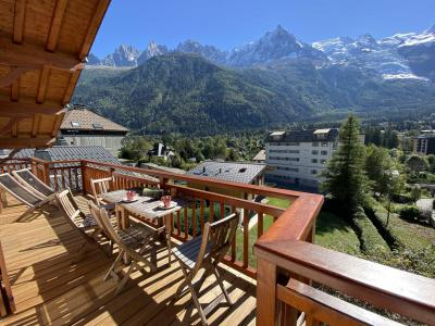 Rent in ski resort 5 room apartment 8 people - Chalet Ambre - Chamonix