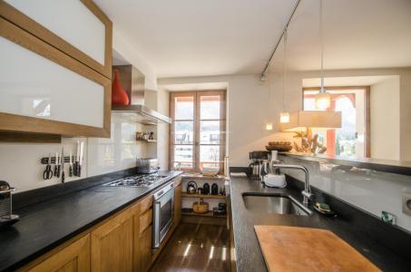 Location au ski Appartement 4 pièces 6 personnes - Chalet Ambre - Chamonix - Cuisine