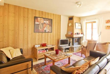 Location au ski Appartement 4 pièces 6 personnes - Chalet Ambre - Chamonix - Séjour