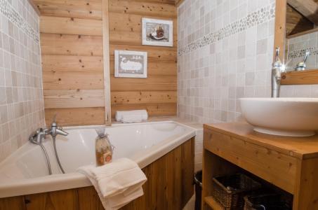 Location au ski Appartement 5 pièces 8 personnes - Chalet Ambre - Chamonix - Appartement