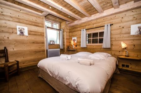 Location au ski Appartement 5 pièces 8 personnes - Chalet Ambre - Chamonix - Chambre