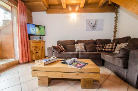 Rent in ski resort 4 room apartment 8 people - Chalet Clos des Etoiles - Chamonix