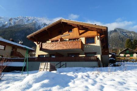 Location au ski Appartement 3 pièces 6 personnes - Chalet Clos Des Etoiles - Chamonix - Lits superposés