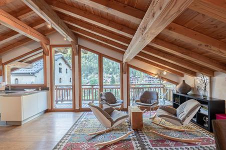 Location au ski Chalet 5 pièces 8 personnes - Chalet Gaia - Chamonix - Appartement
