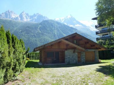 Location au ski Chalet June - Chamonix