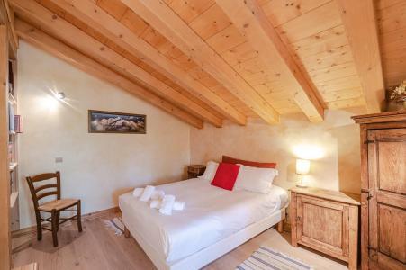 Location au ski Chalet 8 pièces 12 personnes - Chalet la Persévérance - Chamonix - Chambre
