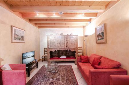 Location au ski Chalet 8 pièces 12 personnes - Chalet la Persévérance - Chamonix - Salle à manger