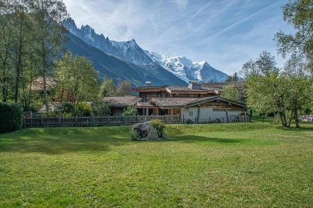 Location Chamonix : Chalet la Persévérance hiver
